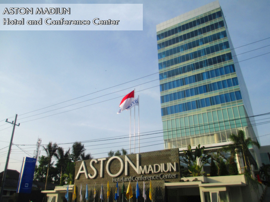 Sewa Mobil Tamu Di Aston Madiun Hotel Conference Center